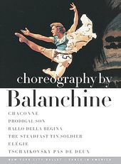 Choreography By Balanchine / New York Ballet