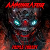 Annihilator - Triple Threat (DVD + 2-CD)