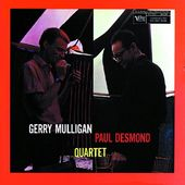 Gerry Mulligan & Paul Desmond Quartet