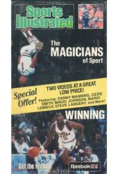 The Magicians of Sport & Winning (2-VHS)