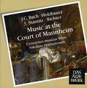 JC Bach/Holzbauer/Richter/Stamitz: Music at the