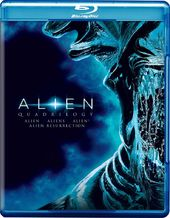 Alien Quadrilogy (Blu-ray)