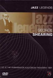 George Shearing - Jazz Legends: Live at the