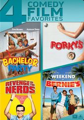 Bachelor Party / Porky's / Revenge of the Nerds /