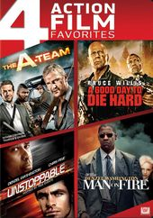 The A-Team / A Good Day to Die Hard / Unstoppable