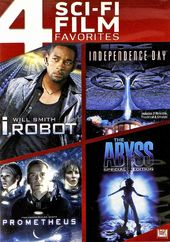 I, Robot / Independence Day / Prometheus / The