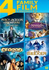 Percy Jackson: The Lightning Thief / Narnia: The