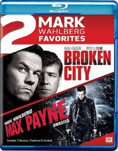 Broken City / Max Payne (Blu-ray)