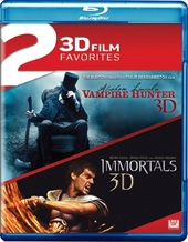 Abraham Lincoln: Vampire Hunter 3D / Immortals 3D