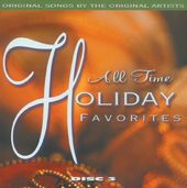 All Time Holiday Favorites: 25 Original Hits by
