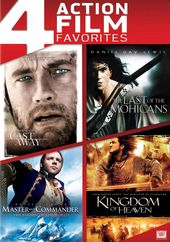 Cast Away / Last of the Mohicans / Master &