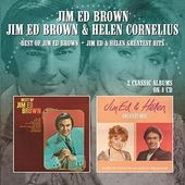 Best of Jim Ed Brown / Jim Ed & Helen Greatest