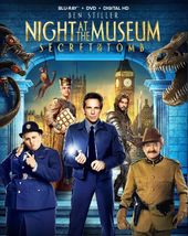 Night at the Museum: Secret of the Tomb (Blu-ray