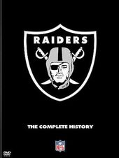 Football - NFL History of The Oakland Raiders