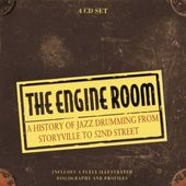 The Engine Room: A History of Jazz Drumming from