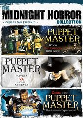 The Midnight Horror Collection (Puppet Master 4 /