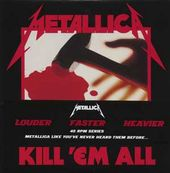 Kill 'Em All (2-LPs-180GV@45RPM)