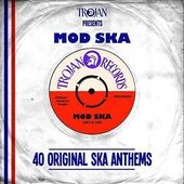 Trojan Presents: Mod Ska (2-CD)