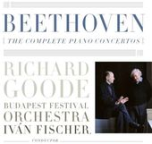 The Complete Beethoven Piano Concertos (3-CD)