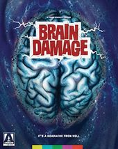 Brain Damage (Blu-ray + DVD)