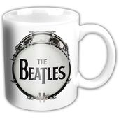 The Beatles - Drum 11 oz. Mug (White)