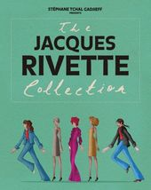 The Jacques Rivette Collection (Blu-ray + DVD)