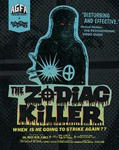 The Zodiac Killer (Blu-ray + DVD)