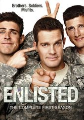 Enlisted - Complete 1st Season (3-Disc)