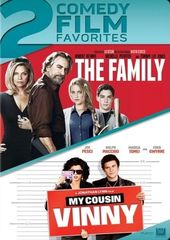 The Family / My Cousin Vinny (2-DVD)
