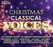 Christmas Classical Voices (3-CD)