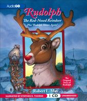 Rudolph The Red-Nosed Reindeeraudiobook