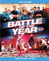 Battle of the Year 3D (Blu-ray)