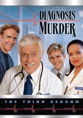 Diagnosis Murder - Season 3 (5-DVD)