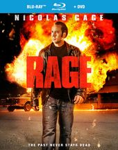 Rage (Blu-ray + DVD)
