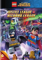 LEGO DC Comics Super Heroes - Justice League vs.