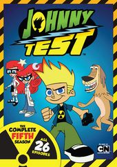 Johnny Test - Complete 5th Season (2-DVD)