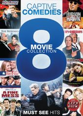 Captive Comedies - 8 Movie Collection (Hollywood