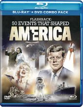 Flashback: 50 Events That Shaped America (Blu-ray