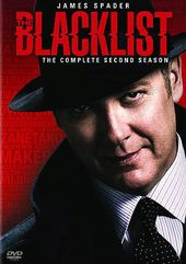 The Blacklist - Complete 2nd Season (5-DVD)