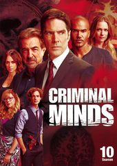 Criminal Minds - 10th Season (6-DVD)