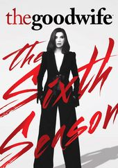 The Good Wife - 6th Season (6-DVD)