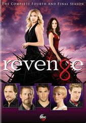 Revenge - Complete 4th and Final Season (5-DVD)