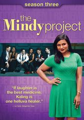 The Mindy Project - Season 3 (3-DVD)