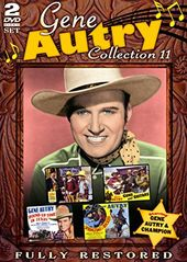 Gene Autry Collection 11 (The Singing Cowboy /
