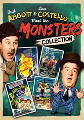 Abbott & Costello Meet the Monsters Collection