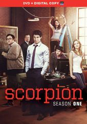 Scorpion - Season 1 (6-DVD)