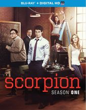 Scorpion - Season 1 (Blu-ray)