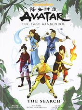 Avatar: The Last Airbender - The Search Library