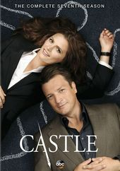 Castle - Complete 7th Season (5-DVD)