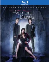 The Vampire Diaries - Complete 4th Season